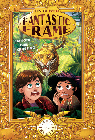 Danger! Tiger Crossing #1 by Lin Oliver; illustrated by Samantha Kallis
