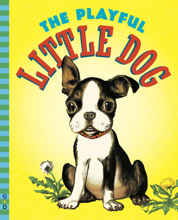 The Playful Little Dog by Jean Berg; Illustrated by Maurice Robertson