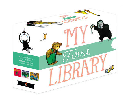 My First Library by Watty Piper