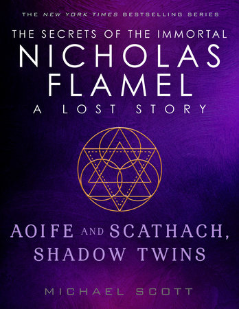 Aoife and Scathach, Shadow Twins by Michael Scott