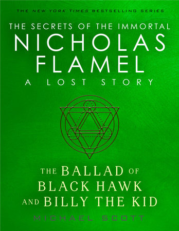 The Ballad of Black Hawk and Billy the Kid by Michael Scott