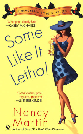 Some Like it Lethal by Nancy Martin