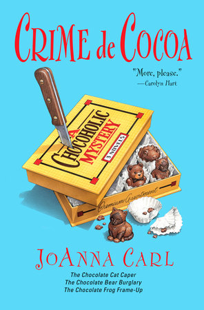 Crime de Cocoa by JoAnna Carl