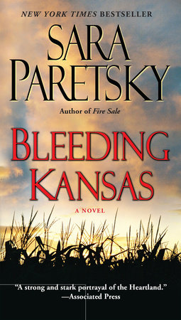 Bleeding Kansas by Sara Paretsky