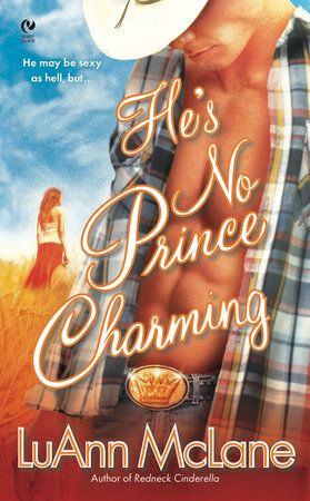 He's No Prince Charming by LuAnn McLane