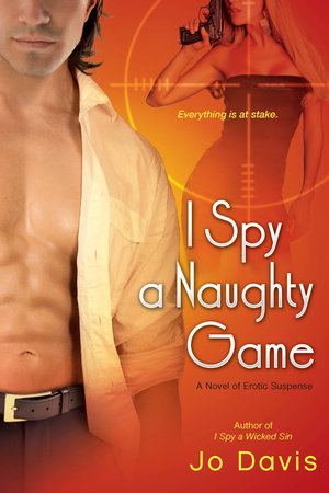 I Spy a Naughty Game by Jo Davis