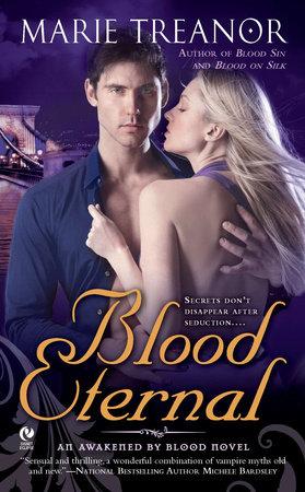 Blood Eternal by Marie Treanor