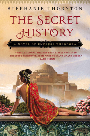 The Secret History by Stephanie Thornton