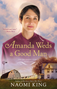 Amanda Weds a Good Man