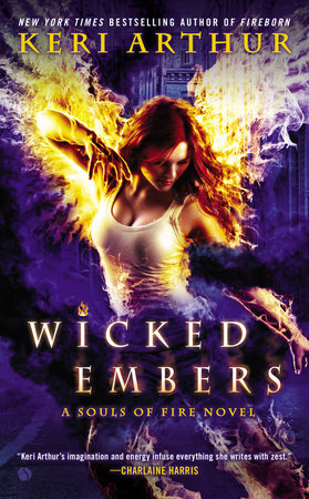 Wicked Embers by Keri Arthur