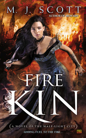 Fire Kin by M.J. Scott