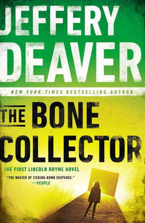 The Bone Collector by Jeffery Deaver