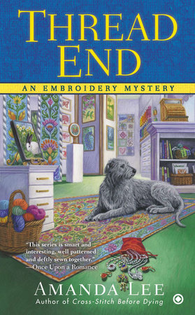 Thread End by Amanda Lee