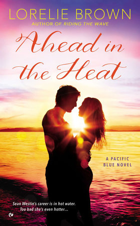 Ahead in the Heat by Lorelie Brown