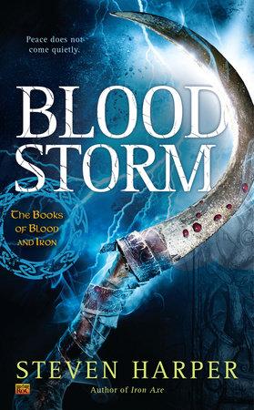 Blood Storm by Steven Harper