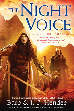 The Night Voice by Barb Hendee and J.C. Hendee