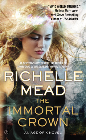 The Immortal Crown by Richelle Mead