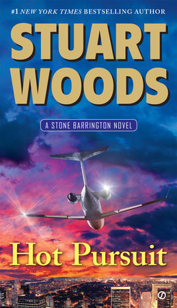 Hot Pursuit by Stuart Woods