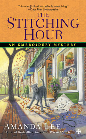 The Stitching Hour by Amanda Lee