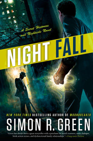 Night Fall by Simon R. Green