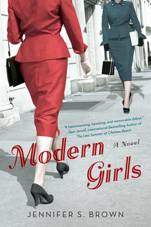 Modern Girls by Jennifer S. Brown