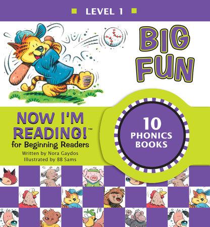 Now I'm Reading! Level 1: Big Fun by Nora Gaydos