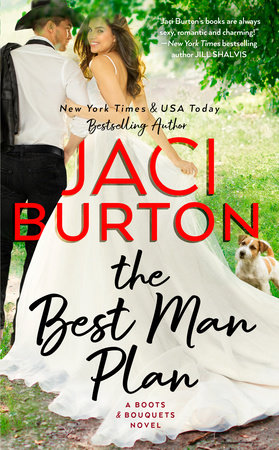 The Best Man Plan by Jaci Burton
