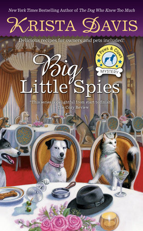 Big Little Spies by Krista Davis