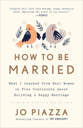 How to Be Married Book Cover Picture