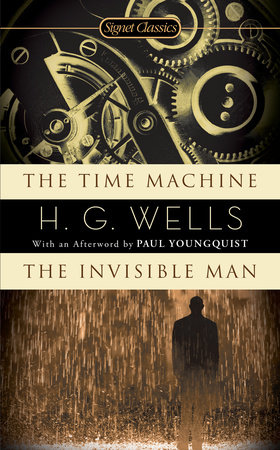 The Time Machine / The Invisible Man by H. G. Wells