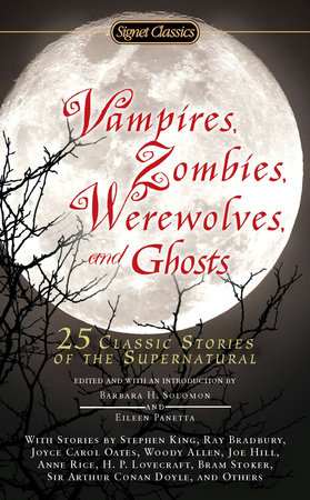 Vampires, Zombies, Werewolves and Ghosts by
