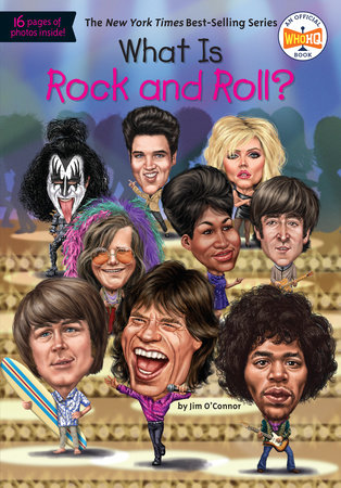 What Is Rock and Roll? by Jim O'Connor and Who HQ