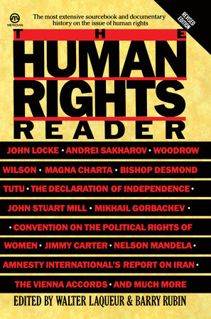 The Human Rights Reader by