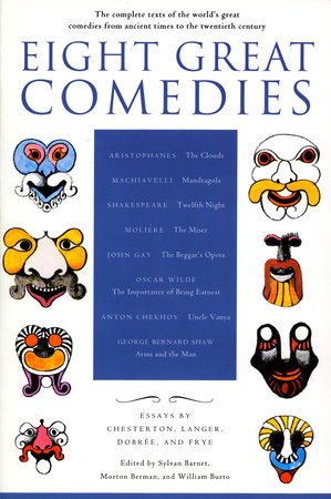 Eight Great Comedies by