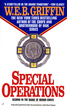 Special Operations by W.E.B. Griffin
