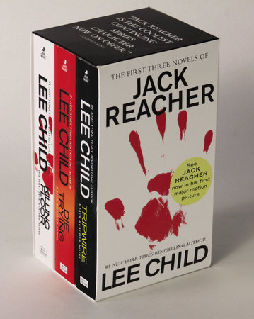 Lee Child Jack Reacher Books 1-3 by Lee Child