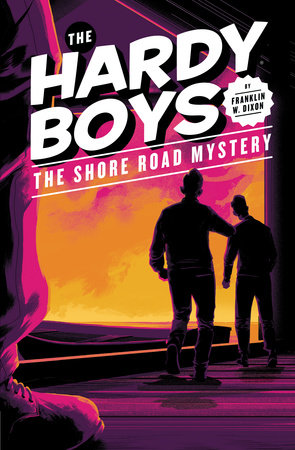 The Shore Road Mystery #6 by Franklin W. Dixon