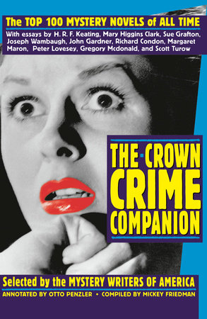 The Crown Crime Companion by Mystery Writers Of America, Inc.