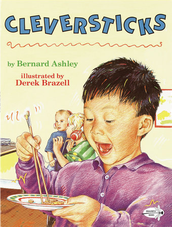 Cleversticks by Bernard Ashley