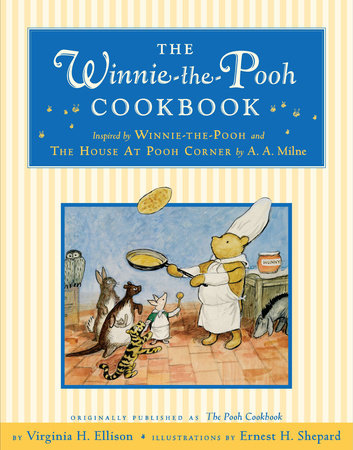 The Winnie-the-Pooh Cookbook by Virginia Ellison