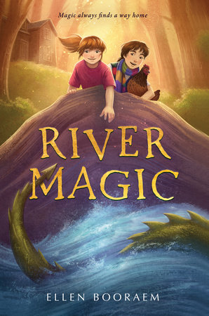 River Magic by Ellen Booraem