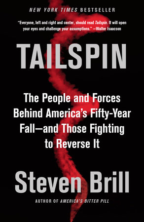 Tailspin by Steven Brill