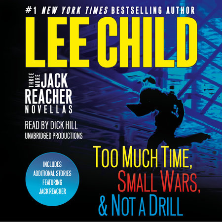 Three More Jack Reacher Novellas by Lee Child