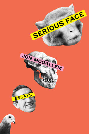 Serious Face by Jon Mooallem