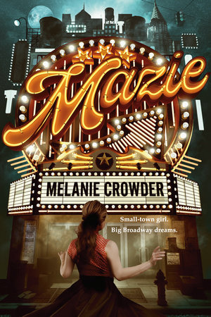 Mazie by Melanie Crowder