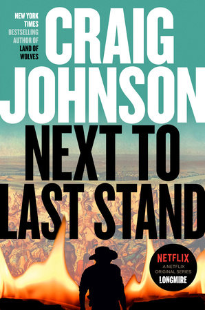 Next to Last Stand Book Cover Picture