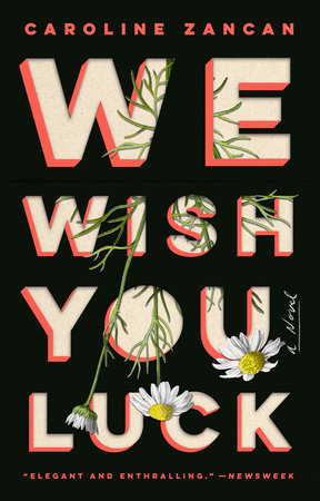 We Wish You Luck by Caroline Zancan