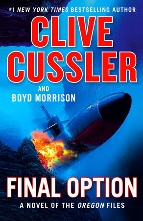 Final Option by Boyd Morrison,Clive Cussler