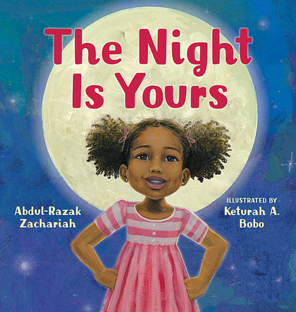 The Night Is Yours by Abdul-Razak Zachariah