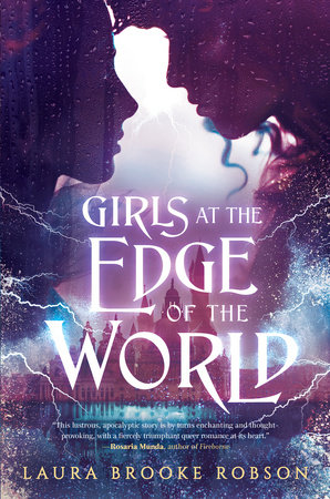 Girls at the Edge of the World by Laura Brooke Robson
